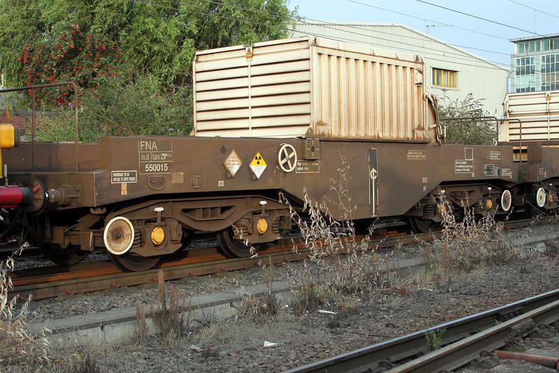 FNA 550015 on 6M95 Dungeness-Willesden Brent 05/08/11