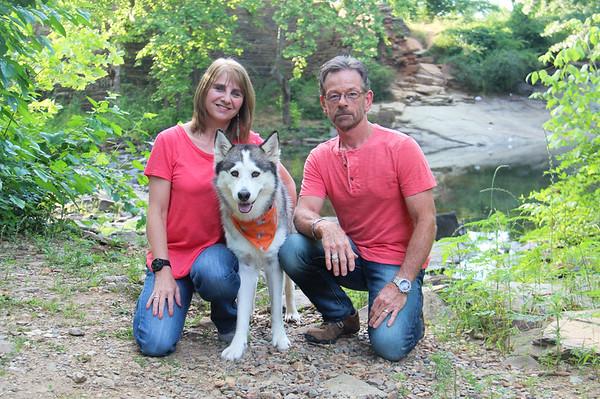 Xena, Corina and Ken