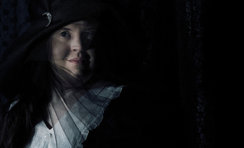 . Jamie Brewer as Nan in American Horror Story: Coven. (Photo by Frank Ockenfels/FX)