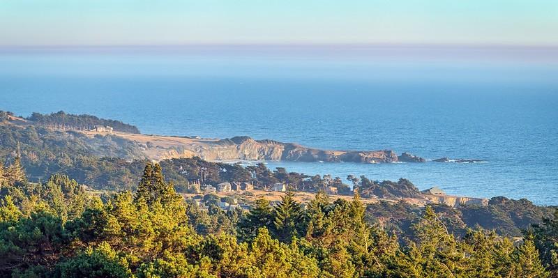 Panoramic Views from Backyard