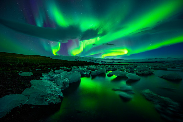 (NEW RELEASE) Aurora Iceland
