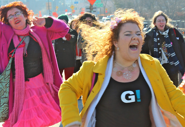 One Billion Rising - 2012