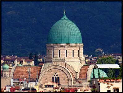 Florence - Sant'Ambrogio e Sinagoga