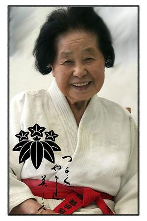 Keiko Fukuda Joshi Judo Camp 2015
