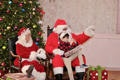 12/16/18 Kids Christmas Party with Santa Claus