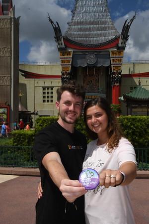 Disney has the BEST Magic   Hunter & Madi June 2021