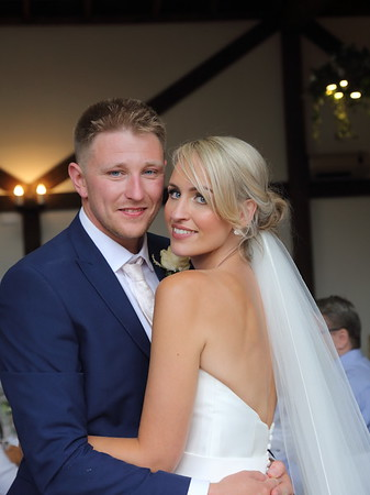 Kirstie & Luke 20th July 2018