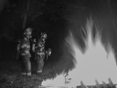 5-8-07 Live Fire Drill