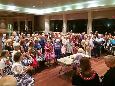 2016- 51st Aloha State SQ & RD Dance Festival