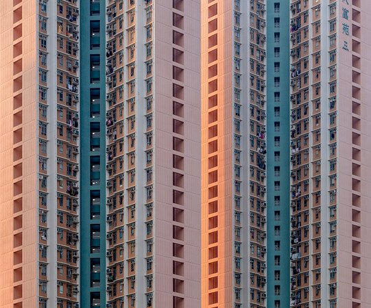 Hong Kong Housing Estates