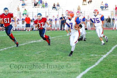 Football Freshmen vs Timpview 09
