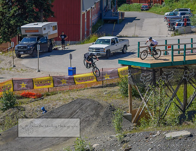 Silver Star Slope style Bike event
