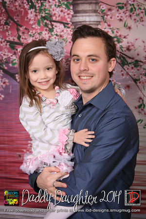 Daddy-Daughter Dance 2014