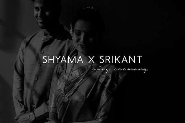 Shyama and Srikant | January 2018