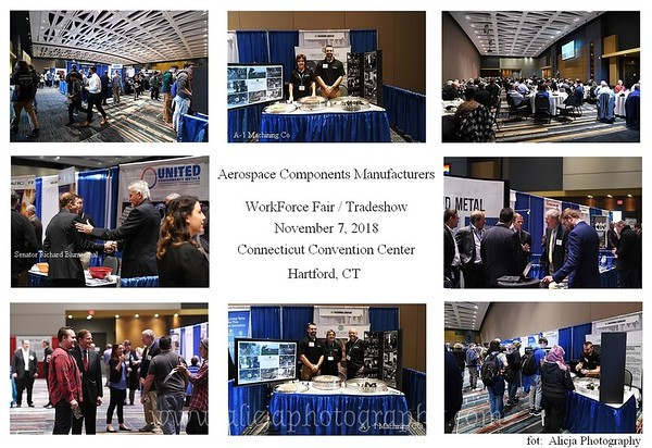 Work Force, Aerospace Trade Shows