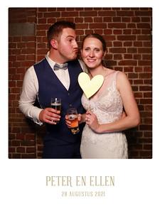 Bruiloft Peter en Ellen