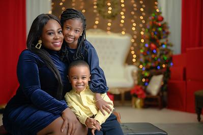 The Leggett Family Christmas 2020