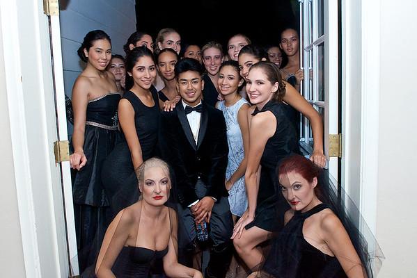 Fashion show:  Kenneth Barlis (2014)