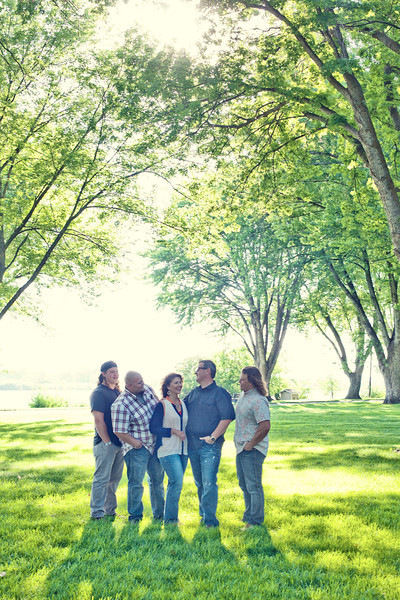 Fields Family 2013