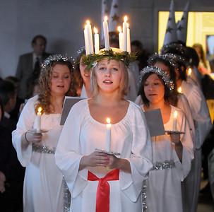 Lucia Celebration 2010
