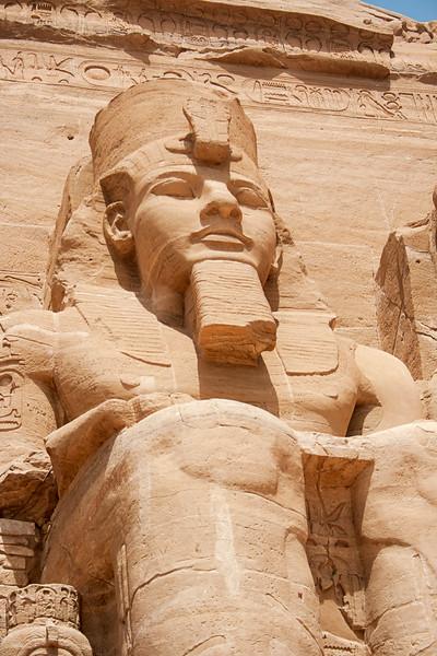 The Great Temple, Abu Simbel , Egypt
