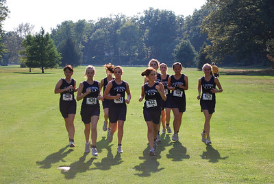 Cross Country at New Buffalo