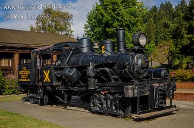 Scotia, CA - Lumber Town