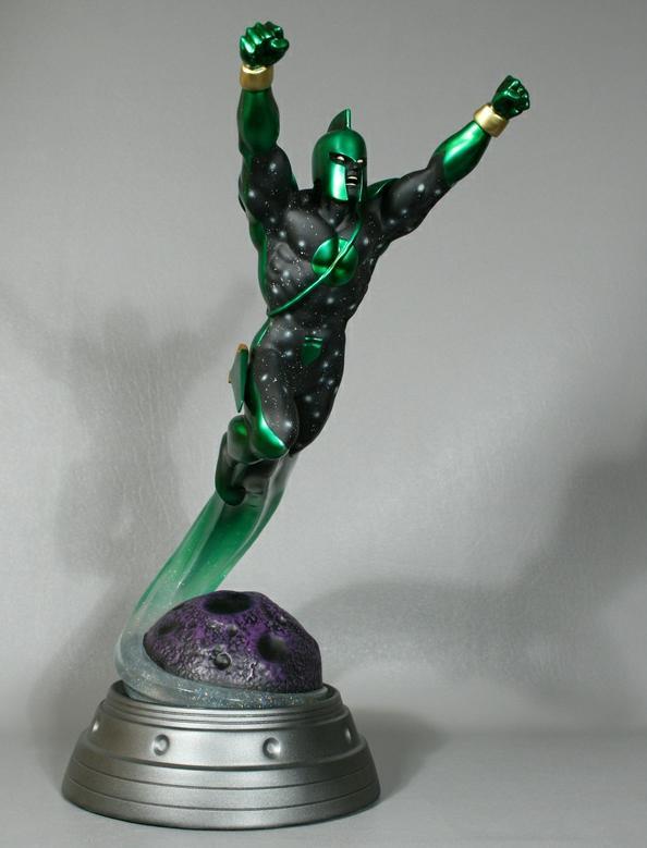 Captain Marvel Variant Genis-Vell
