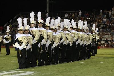 2014 Gilbert Tiger Marching Band