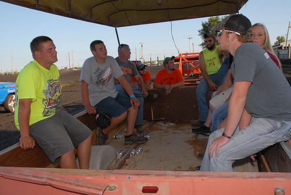 2015 Benton County Fair Night of Destruction