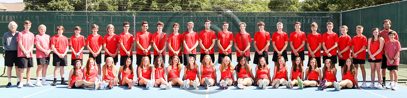 2018 LHHS Tennis