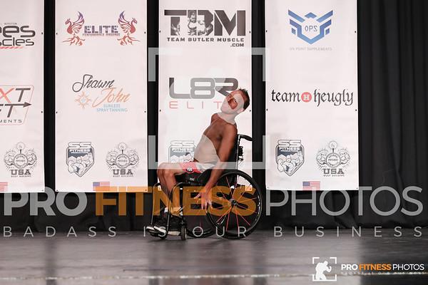 Wheelchair Finals