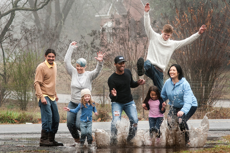 December 29, 2018 - Kyle & Shanna Penny and family