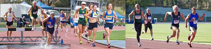 Australian Masters Athletics 2016