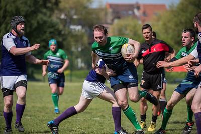 Berlin Bruisers vs. Emerald Warriors