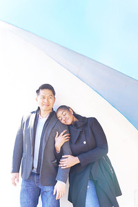 11.24.2019 Proposal at Piedmont Park - Simone and Byron - Six Hearts Photography