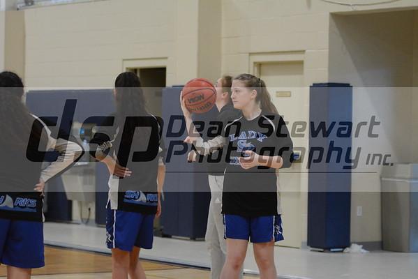 Sebastian River JV Girls Basketball 1.15.20