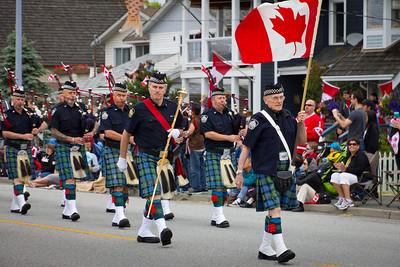 2011 Steveston Salmon Festival Canada Day Parade