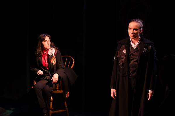 Gross Indecency Press Images (Promethean Theatre Ensemble, December 2016)