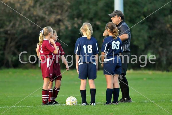 U11 Girls - Weiser - Potthoff VS Mifflin - Rankin