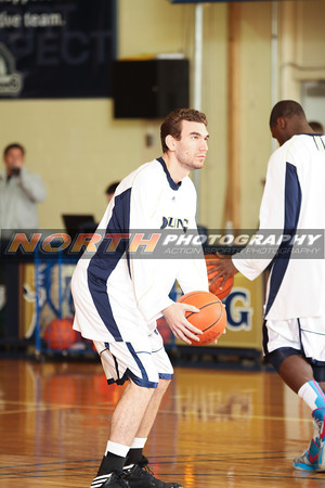 01/09/2013 Queens College vs. Dowling