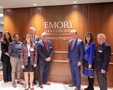 2.13.2020 Emory Veterans Center Tour