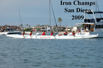 Iron Champs 09 - Novice Finish Line