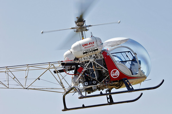 OY-HAJ - Bell 47G-5