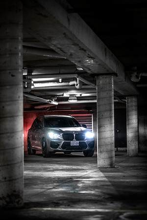 BMW Canada X3M Competition