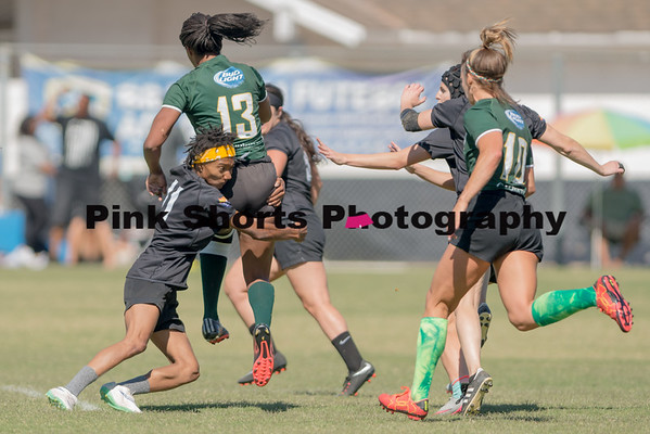 April 29, 2017 - Santa Monica v Tempe Women's Rugby