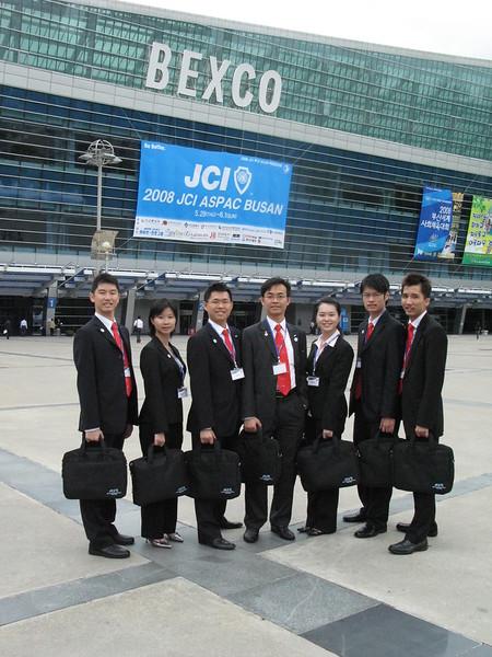20080529 - 韓國亞太大會之旅 Day2 (First Timer, Opening Ceremony, Korean Night)