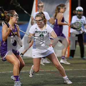 2018-19 LAX NCS Girls Div l Championship San Ramon Valley vs Amador