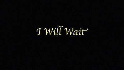 DFAD 2014 I Will Wait