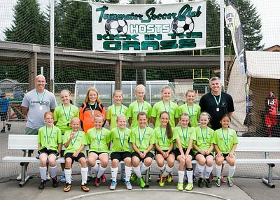 2014 Kick in the Grass Tournament